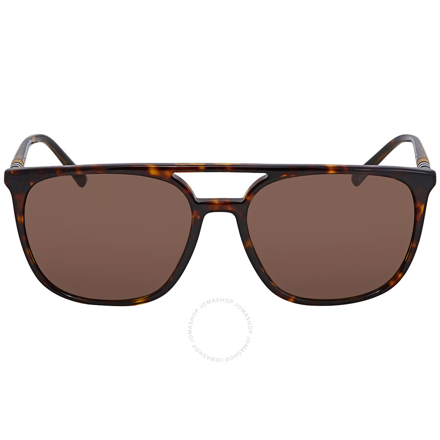 ed5d22b3882 Burberry Brown Asian Fit Sunglasses BE4257F-300273-59 - Burberry ...