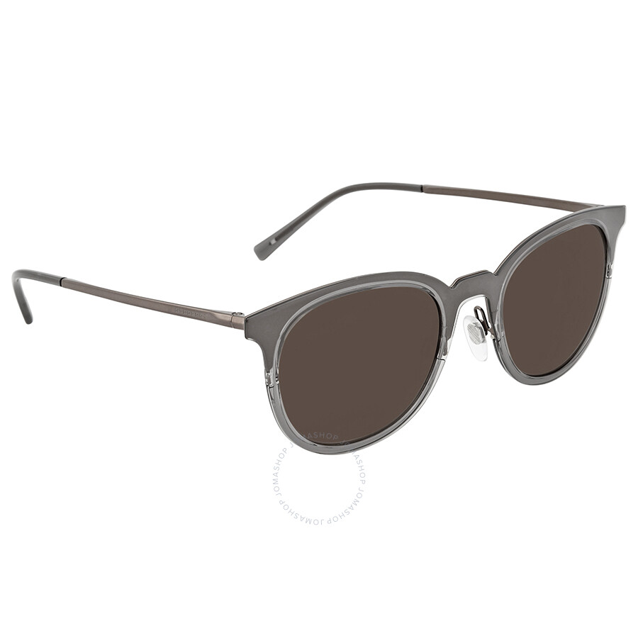 28efd300ada49 Burberry Brown Round Sunglasses BE3093-12495W-52 - Burberry ...