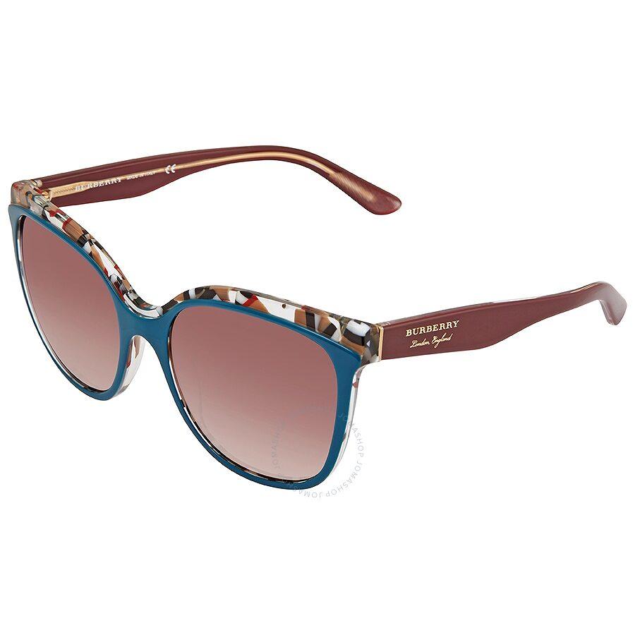 af185661b4a9 Burberry Cat Eye Sunglasses BE4270 3731E2 55 - Burberry - Sunglasses ...