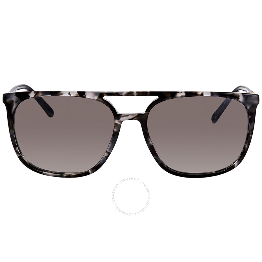 2335a9c950d16 ... Burberry Gradient Grey Mirror Silver Asian Fit Sunglasses  BE4257F-35336I-59 ...