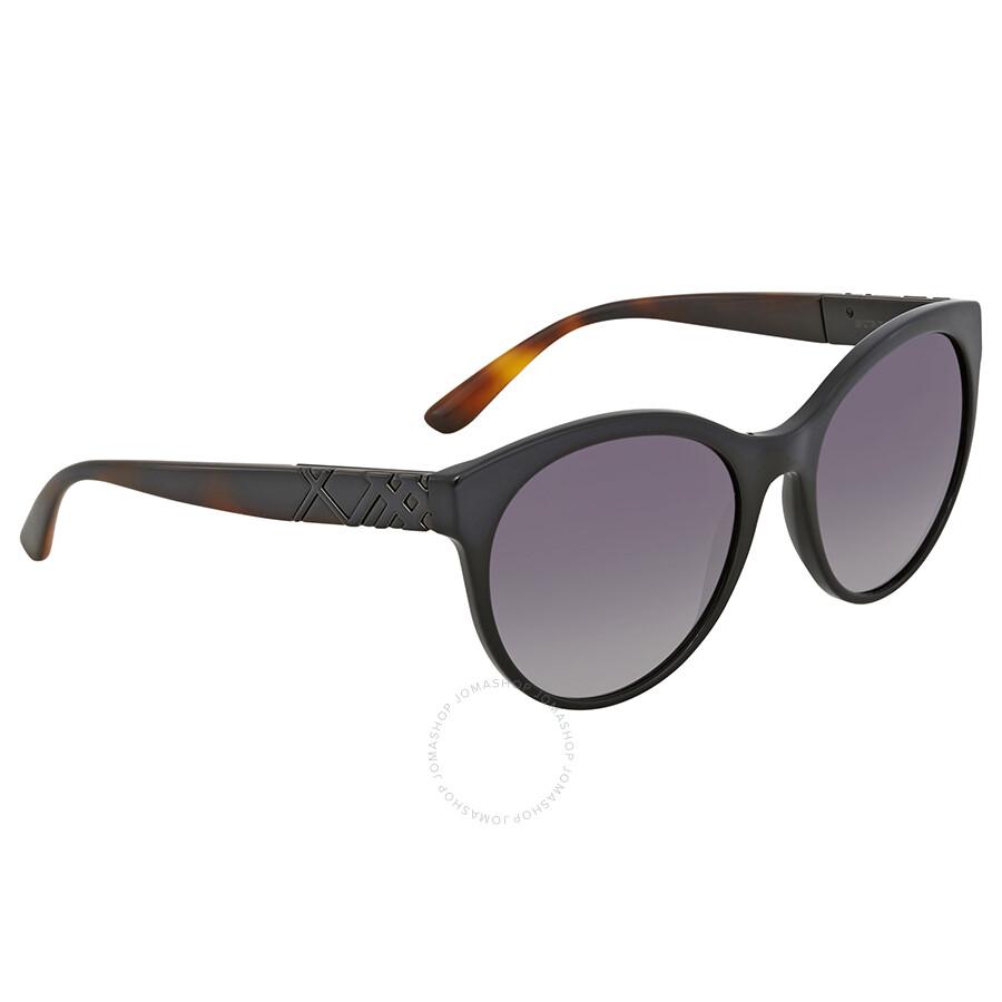 6d5b07720598 Burberry Grey Gradient Cat Eye Ladies Sunglasses BE4236-30018G-56 ...