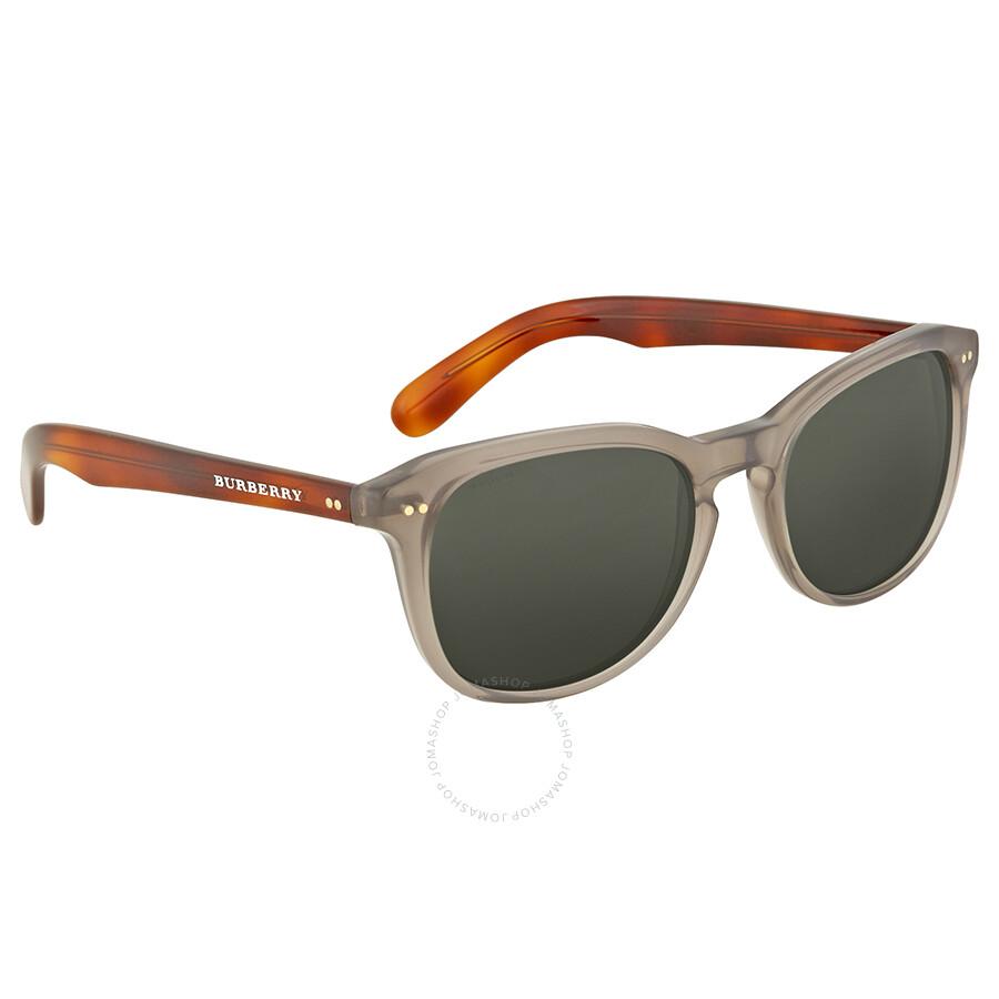 018e16749b0 Burberry Grey Green Sunglasses - Burberry - Sunglasses - Jomashop