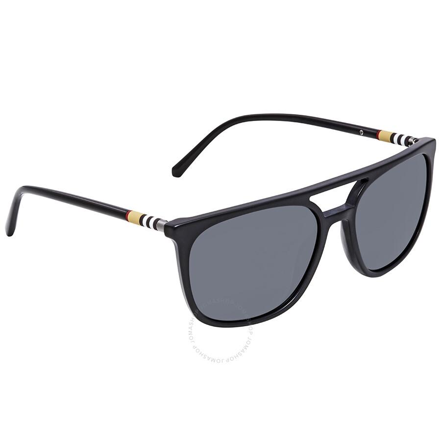 bb93753c3e Burberry Grey Square Sunglasses BE4257-346487-57 - Burberry ...