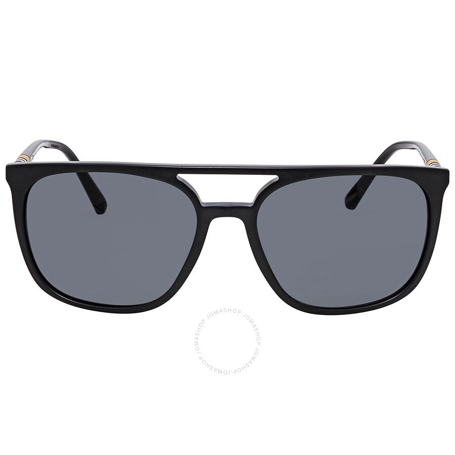 0a3237f2ece Burberry Grey Square Sunglasses BE4257-346487-57 - Burberry ...