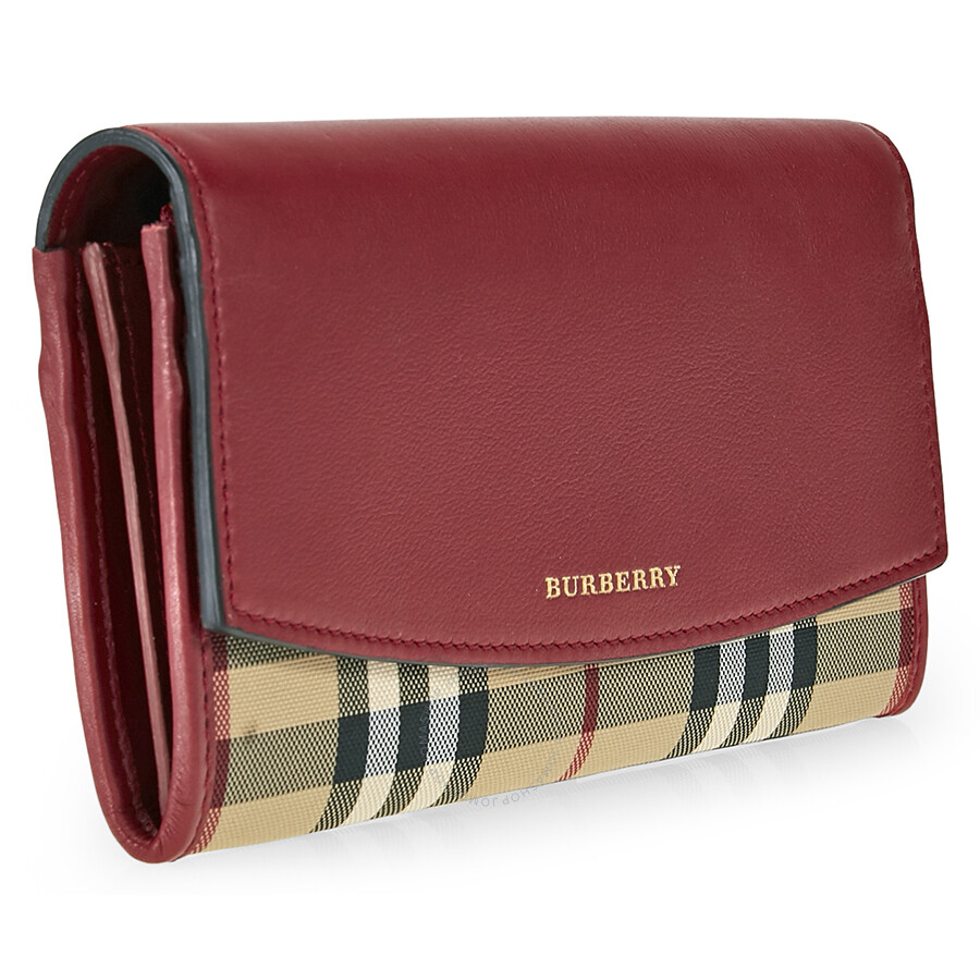 Burberry Purse Red