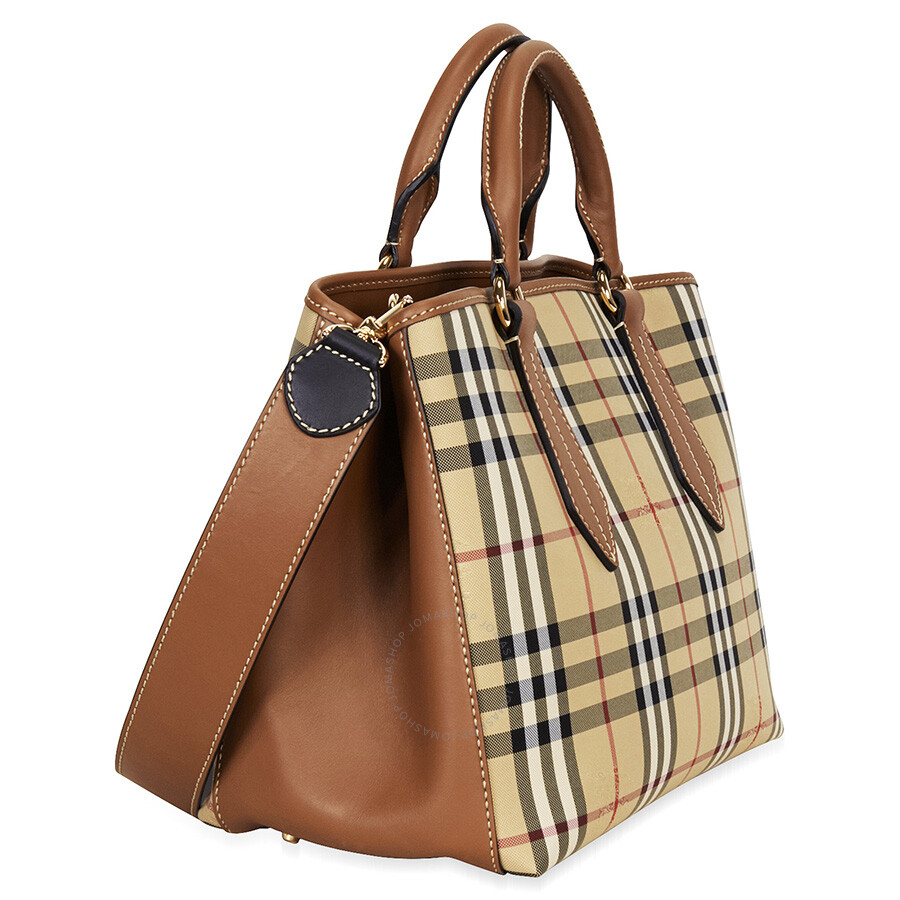 burberry horseferry tote bag