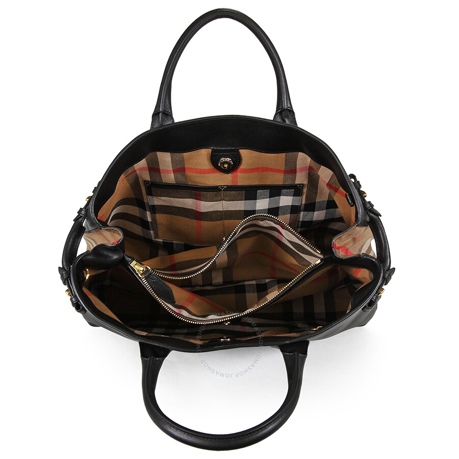 Burberry Bag Material