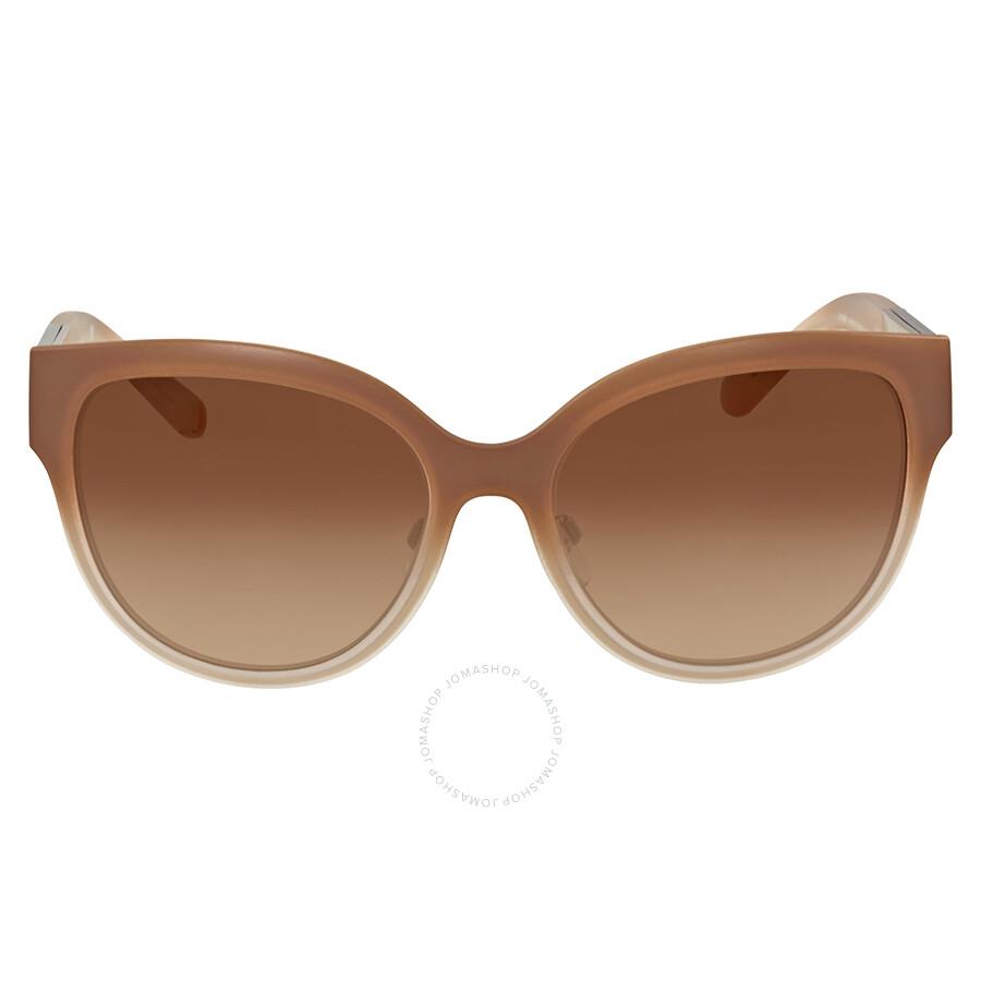bd9b895353fc Burberry Light Gold Cat Eye Sunglasses - Burberry - Sunglasses ...