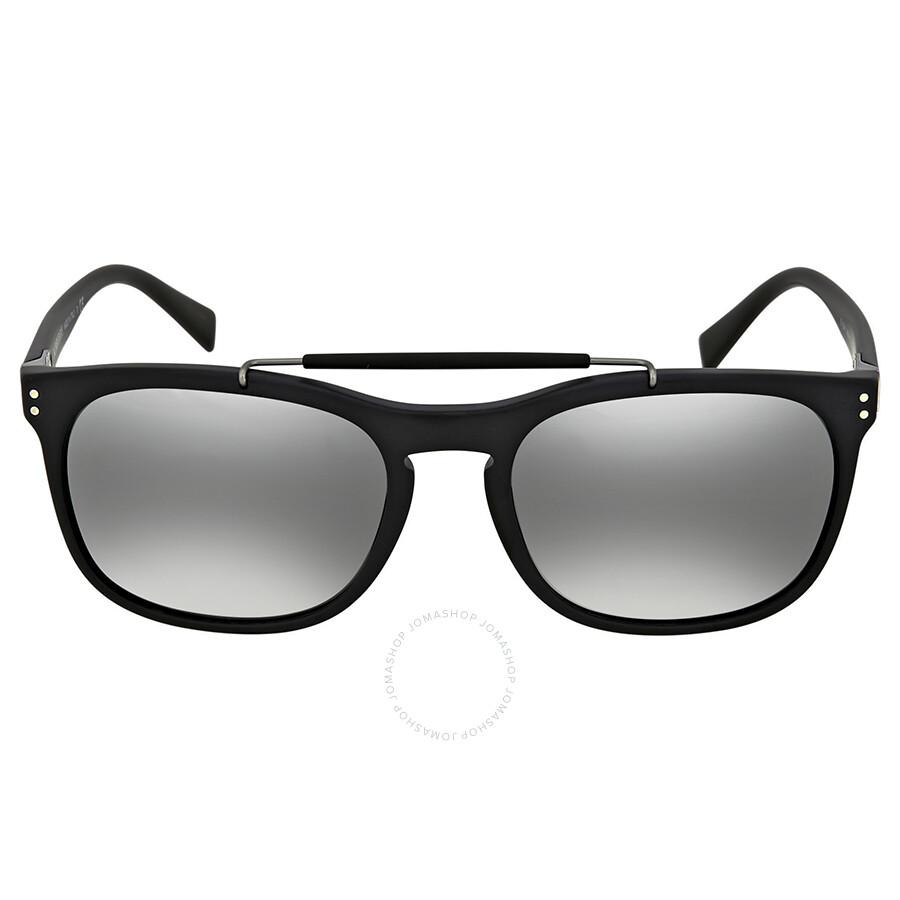 c03289f47fa0 Burberry Matte Black Square Sunglasses - Burberry - Sunglasses ...