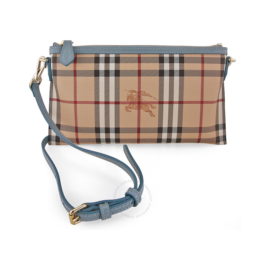 b01630053700 Burberry Peyton Haymarket Check Crossbody Bag 3962984 - Burberry ...