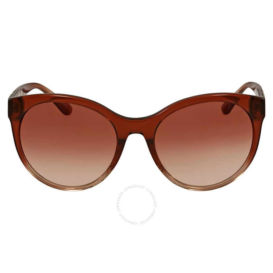 5592d50b18 Burberry Pink Round Sunglasses - Burberry - Sunglasses - Jomashop