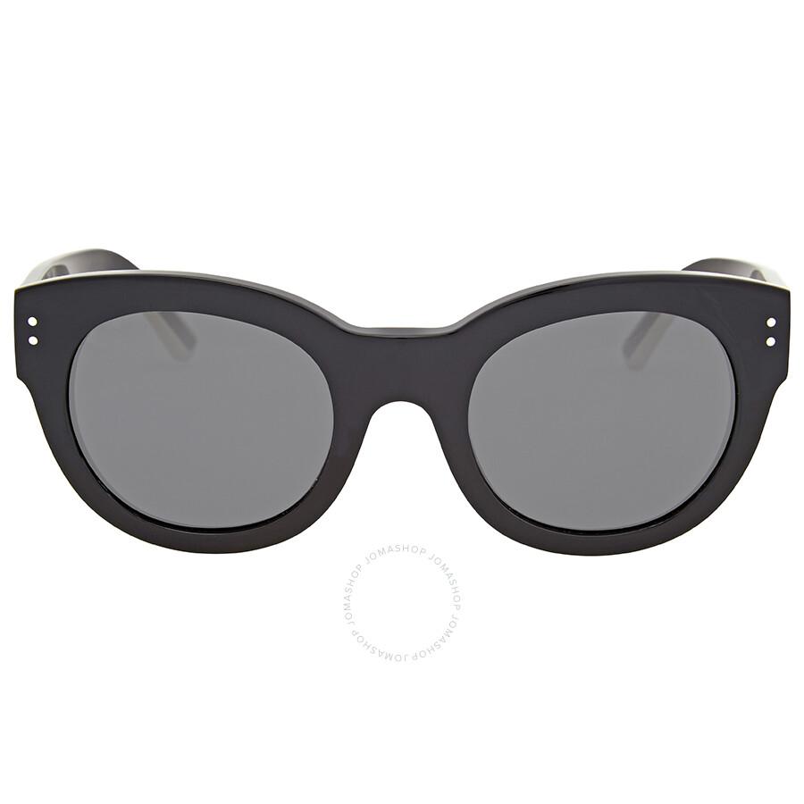 cb3c2b936781 Black Cat Eye Sunglasses