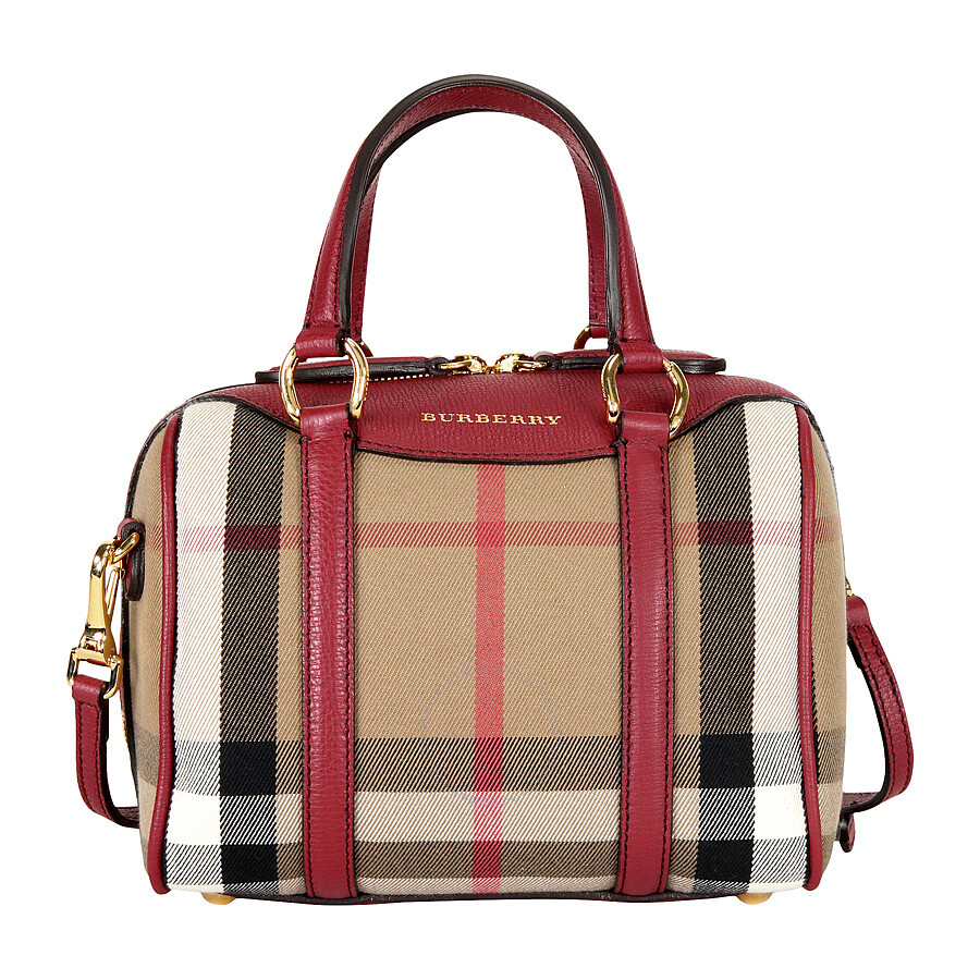 Authentic Pre Owned Burberry Alchester Bowling Bag PSS 305 00001 Thumbnail  Source · Burberry Small Alchester Bowling Bag Russet Red Burberry 8501ceb964c56