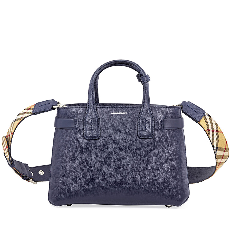 abe59904c69 Burberry small banner leather tote regency blue burberry handbags jpg  900x900 Burberry leather tote