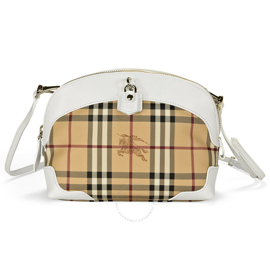 39c12f2a3165 Burberry Small Haymarket Check Crossbody Bag - Burberry Handbags ...