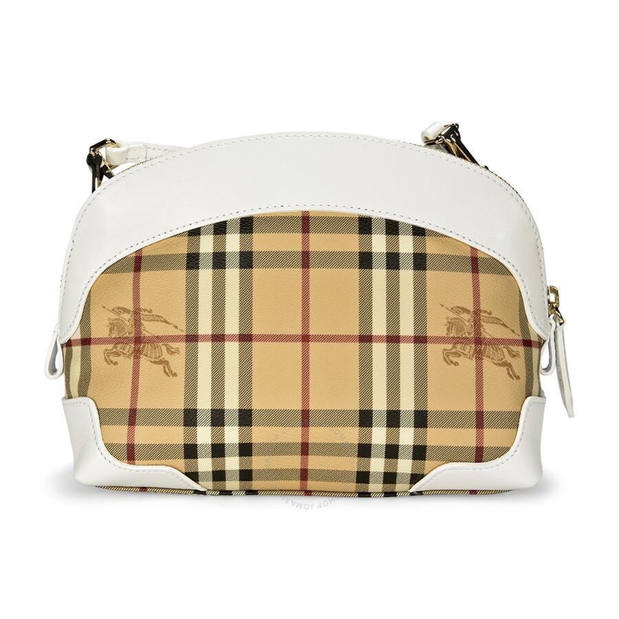 33378bb2789 Burberry Small Haymarket Check Crossbody Bag - Burberry Handbags ...