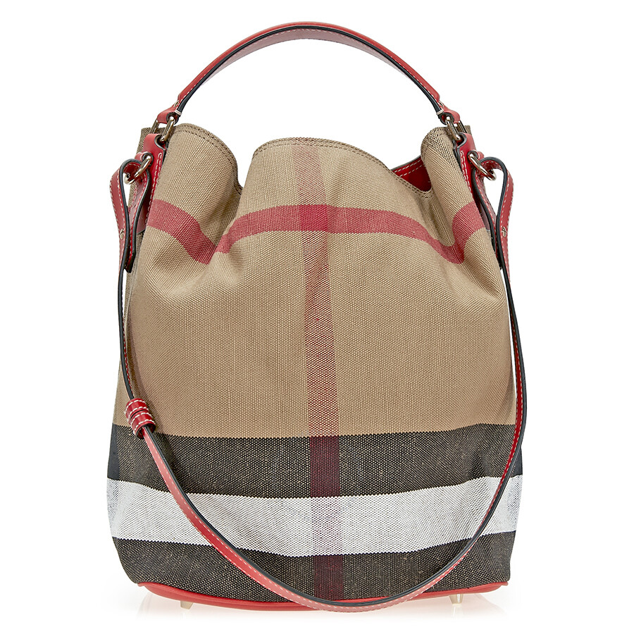 Burberry Bags Red