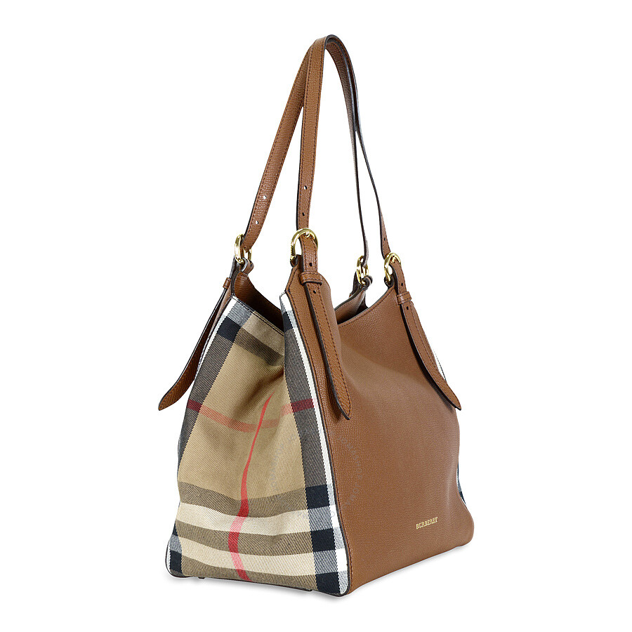 94bbe69aa95b Burberry The Small Canter Leather Tote - Burberry Handbags ...