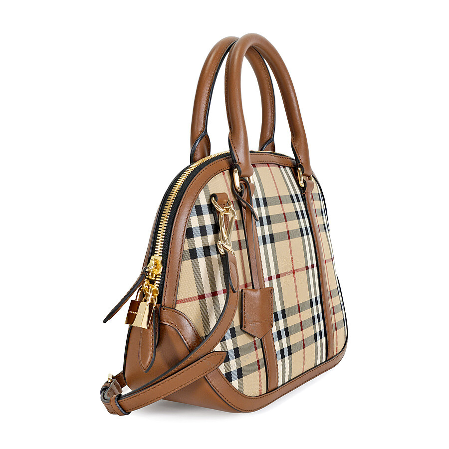 f0c6ae9ed9a2 Burberry The Small Orchard Bowling Bag - Burberry Handbags ...
