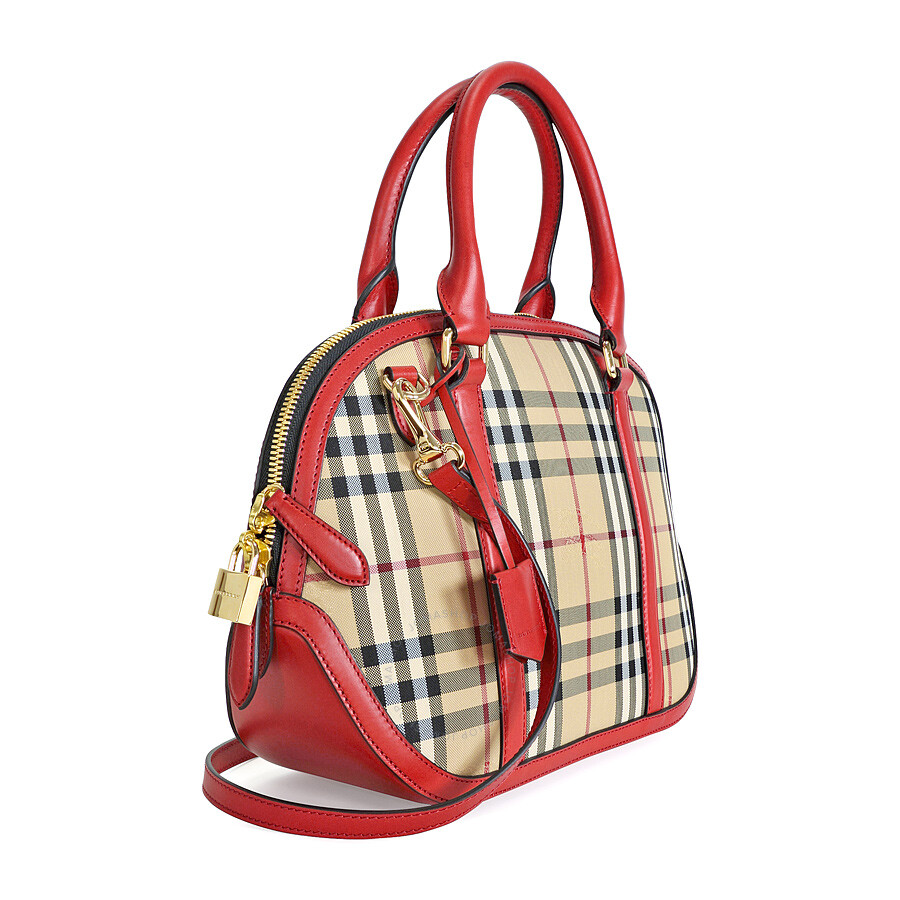 Burberry The Small Orchard Bowling Bag