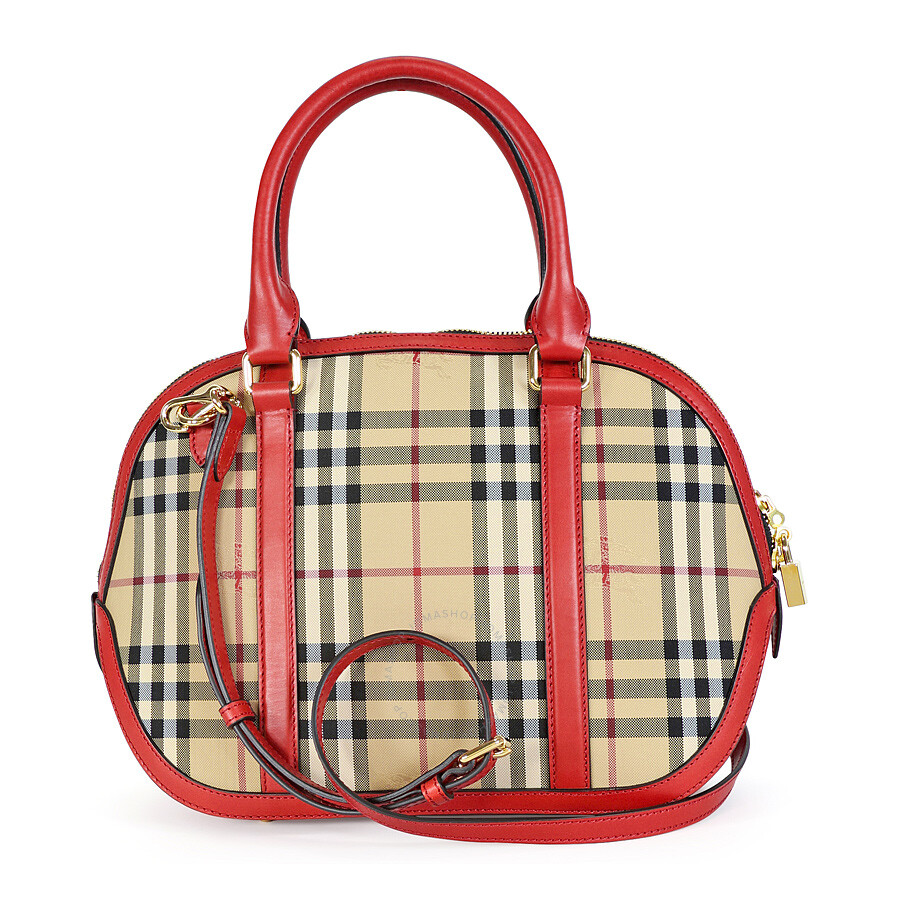 0f817cd1493a Burberry The Small Orchard Bowling Bag - Burberry Handbags ...
