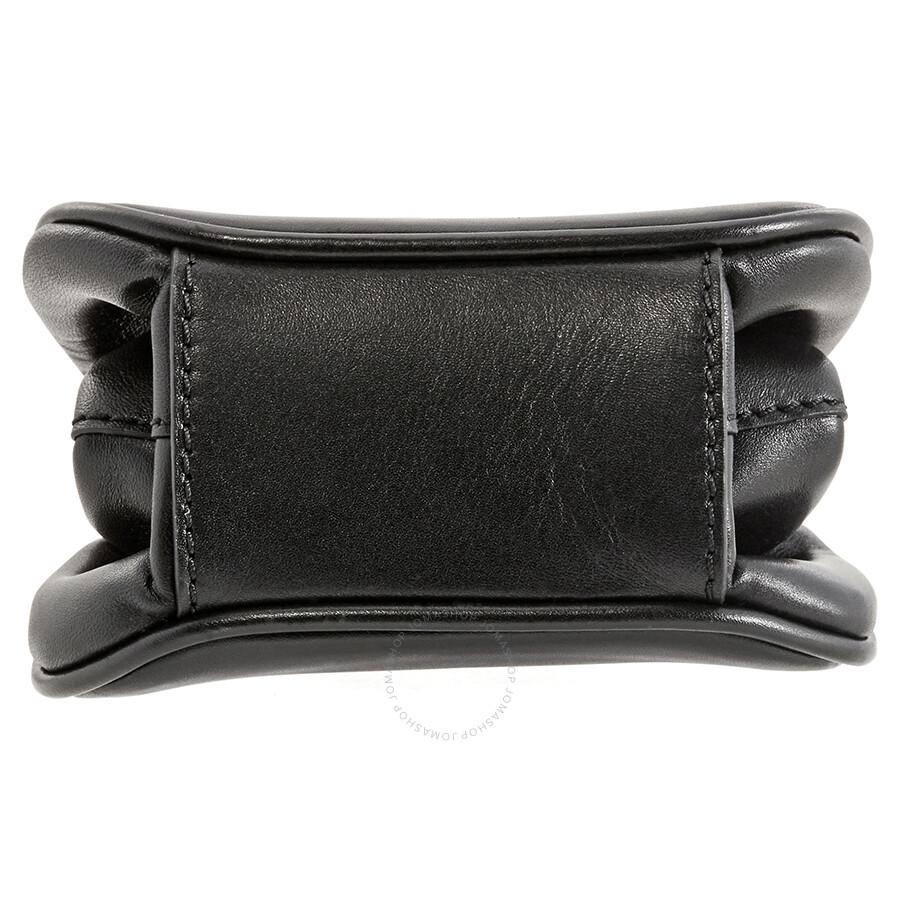 1982646a18b8 Burberry Two Tone Mini Frame Bag - Black Brown - Burberry Handbags ...