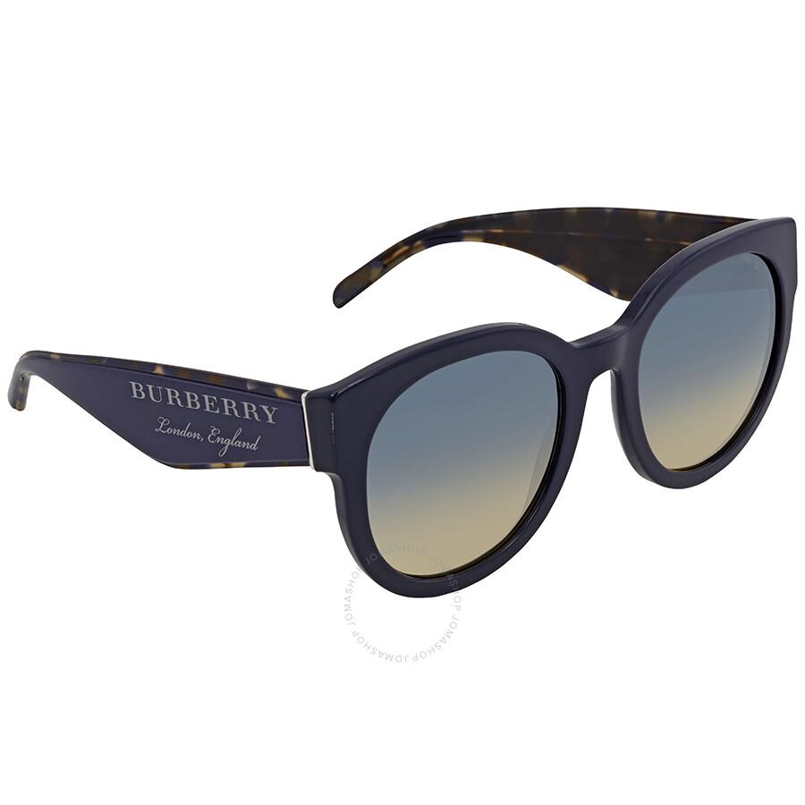 cd051edfec6 Burberry Round Sunglasses BE4260-369079-54 - Burberry - Sunglasses ...