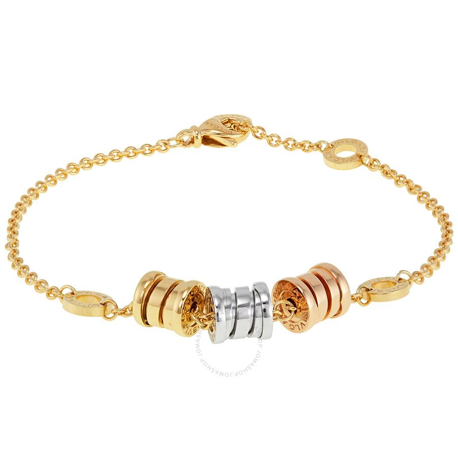 Bvlgari B Zero1 18k Yellow Gold Bracelet 340667