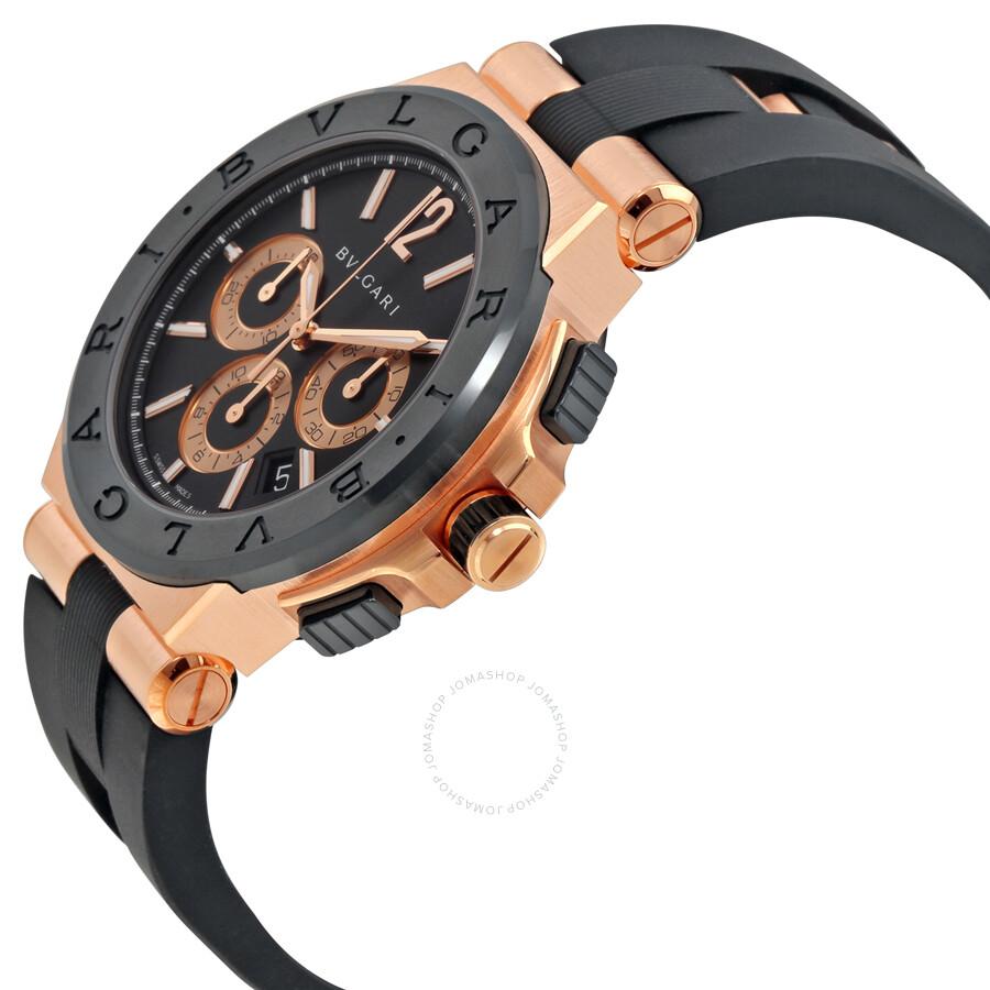 Bvlgari Diagono Watches - Jomashop