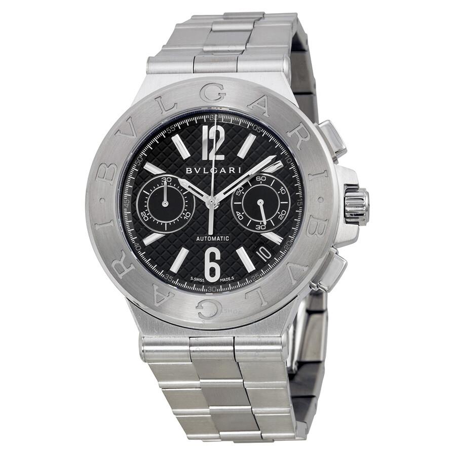 Bvlgari Diagono Chronograph Automatic Men's Watch