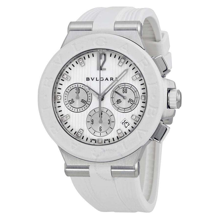 Blvgari Diagono Chronograph Automatic Mens Watch | eBay