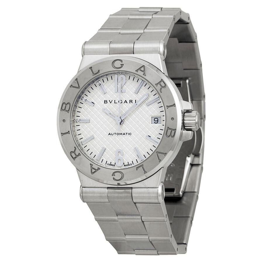 Bvlgari diagono classic watch dg35c6ssd bvlgari watches jomashop for Bvlgari watches