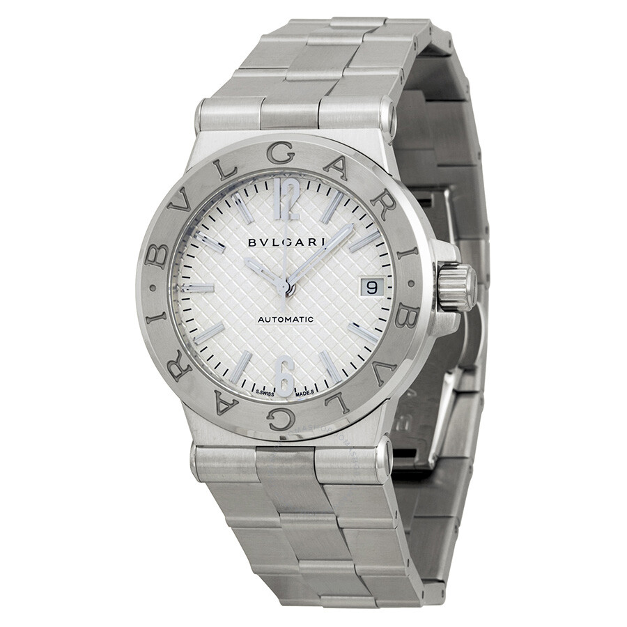 Bvlgari Diagono Classic Watch