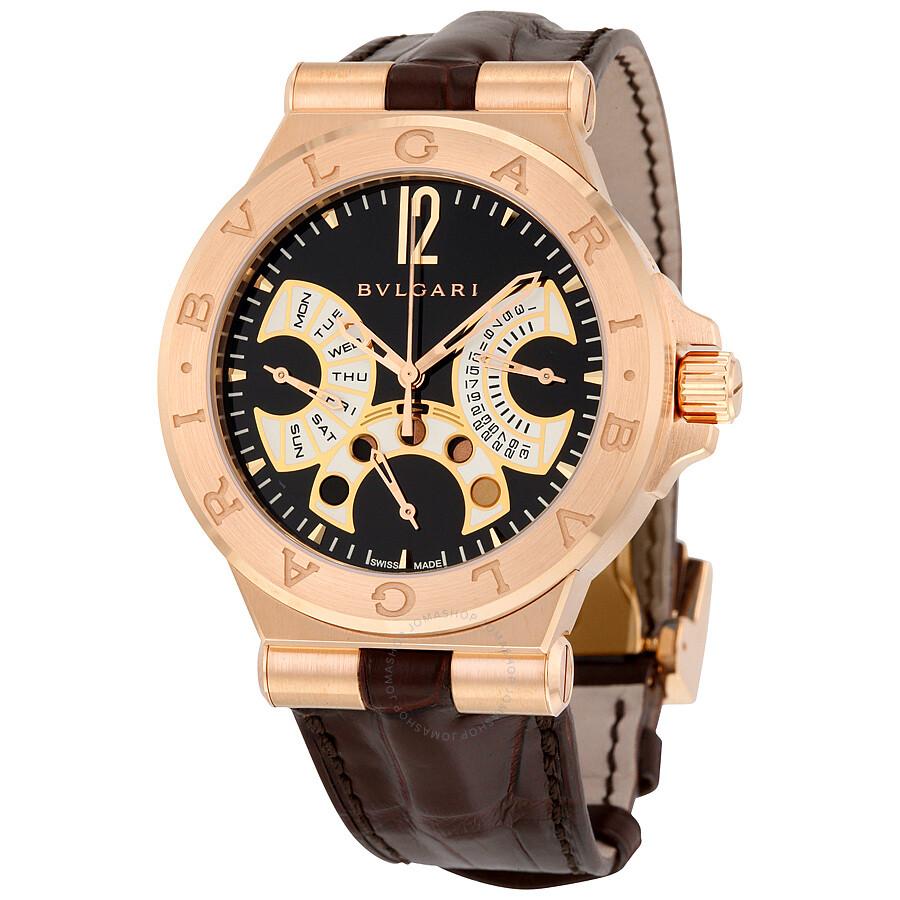 bvlgari diagono daydate automatic menu0027s watch