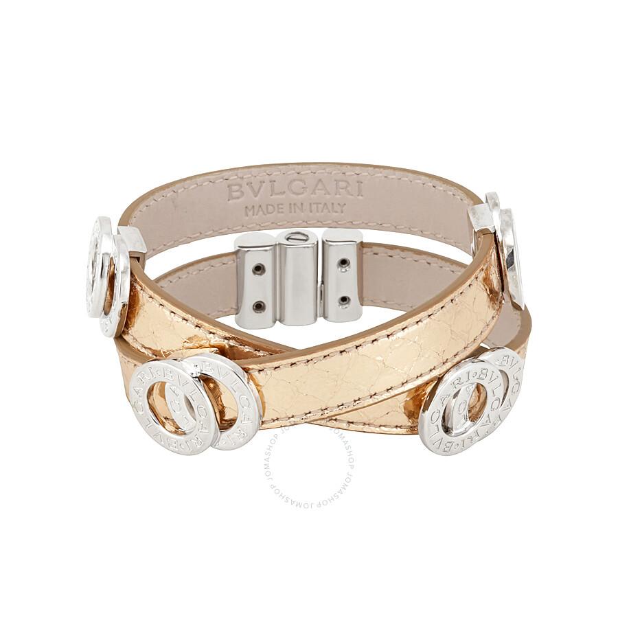bvlgari gold bracelet