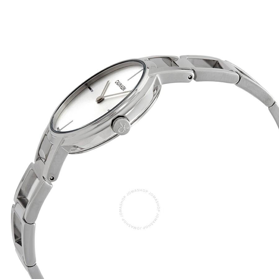 Cheers Quartz Silver Dial Ladies Watch K8N23146