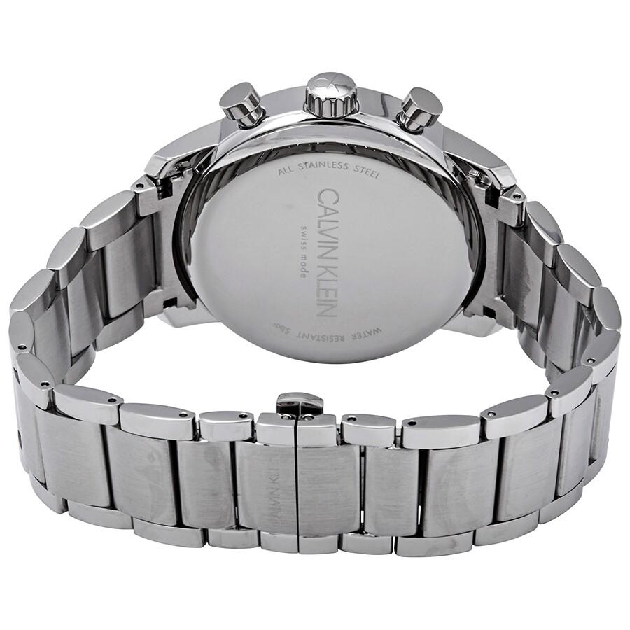 a7cc096c3 ... Calvin Klein City Black Dial Stainless Steel Men's Watch K2G27141