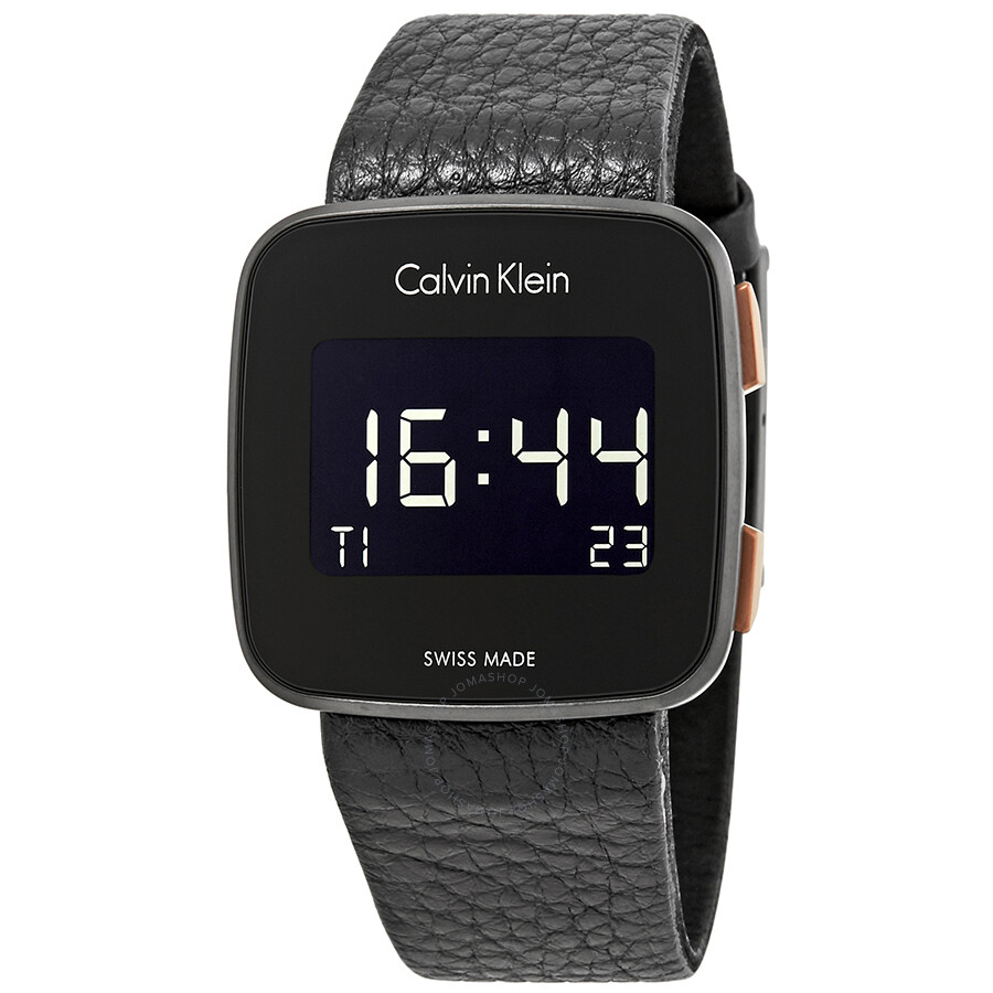Klein K5c11xc1 Dial Calvin Black Watch Future Digital 80wknPNOX