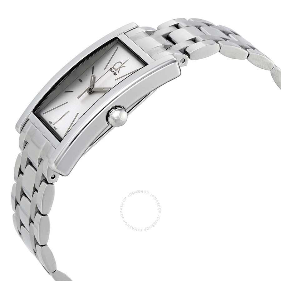 e39811afcc3f ... Calvin Klein Refine Silver Dial Stainless Steel Men s Watch K4P21146 ...