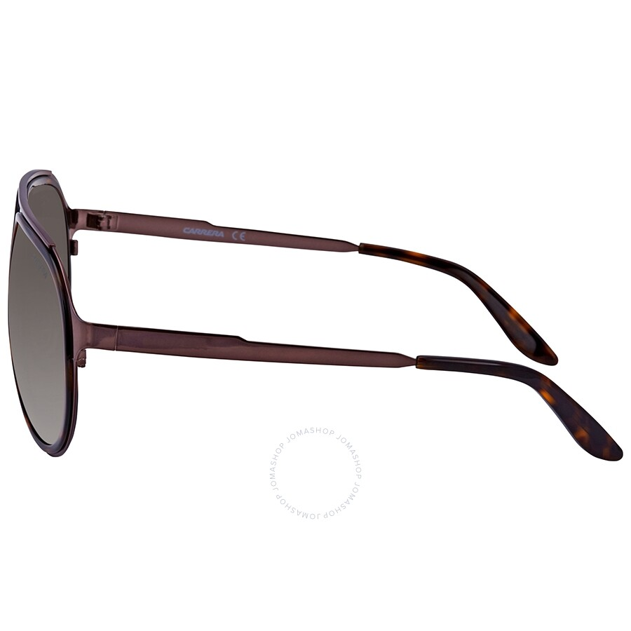 e853af41effb2 Carrera Brown Aviator Sunglasses CARRERA 100 S HKY 59 - Carrera ...