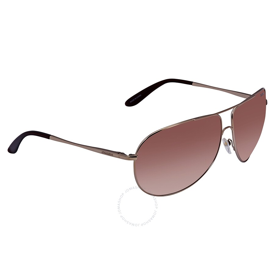 bb05032522 Carrera Brown Gradient Aviator Sunglasses NEW GIPSY AOZ 64 - Carrera ...