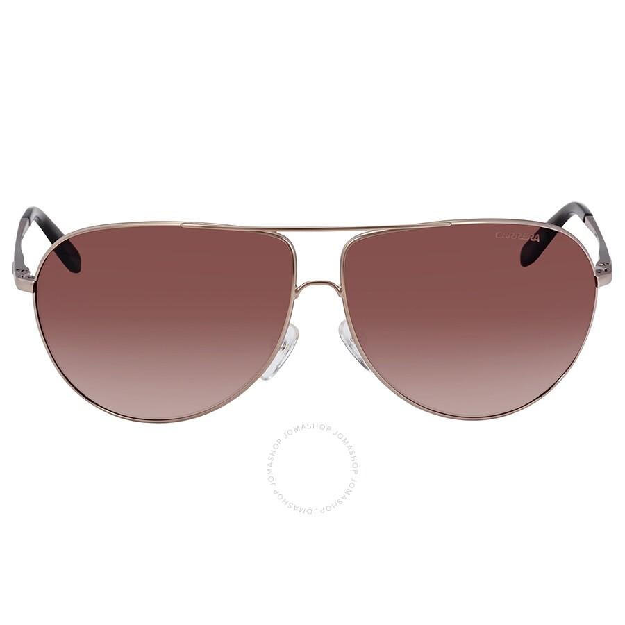 08d540506380b Carrera Brown Gradient Aviator Sunglasses NEW GIPSY AOZ 64 - Carrera ...
