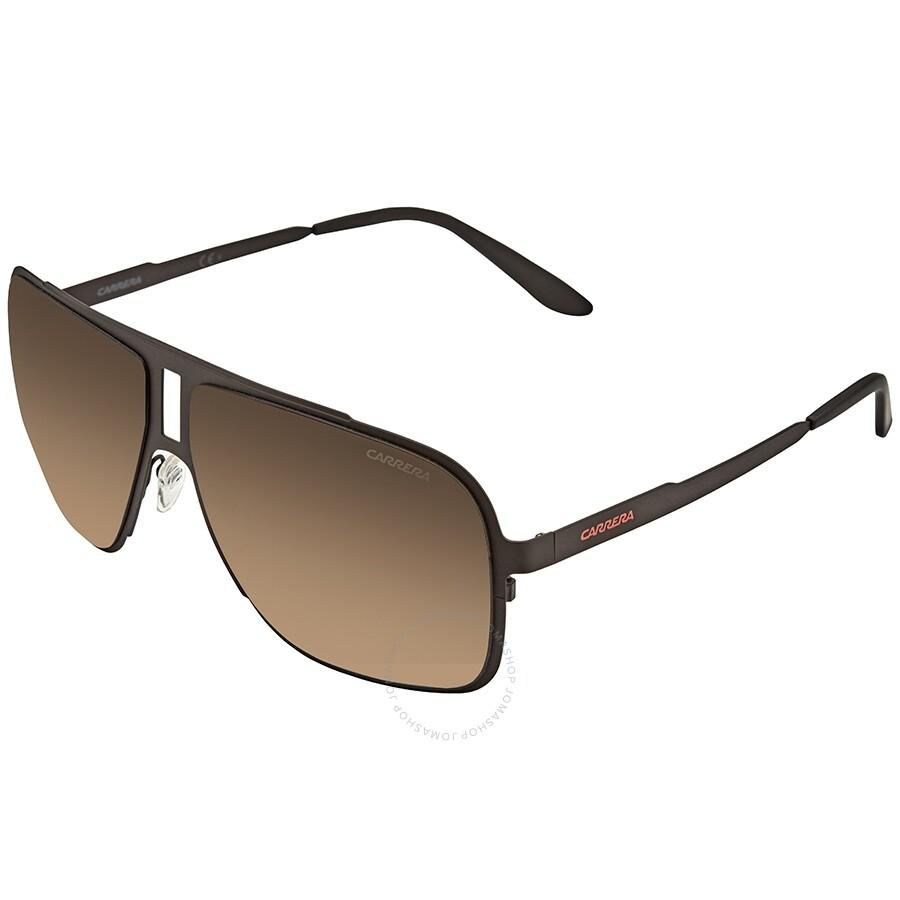 e5c121db55b4e6 Carrera Brown Gradient HA Round Men s Sunglasses CARRERA 121 S VXM 62 ...