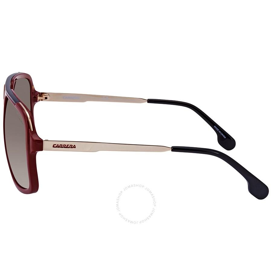 4f2958e38aa0 ... Carrera Brown Gradient Rectangular Sunglasses CARRERA 1004/S AU2 57