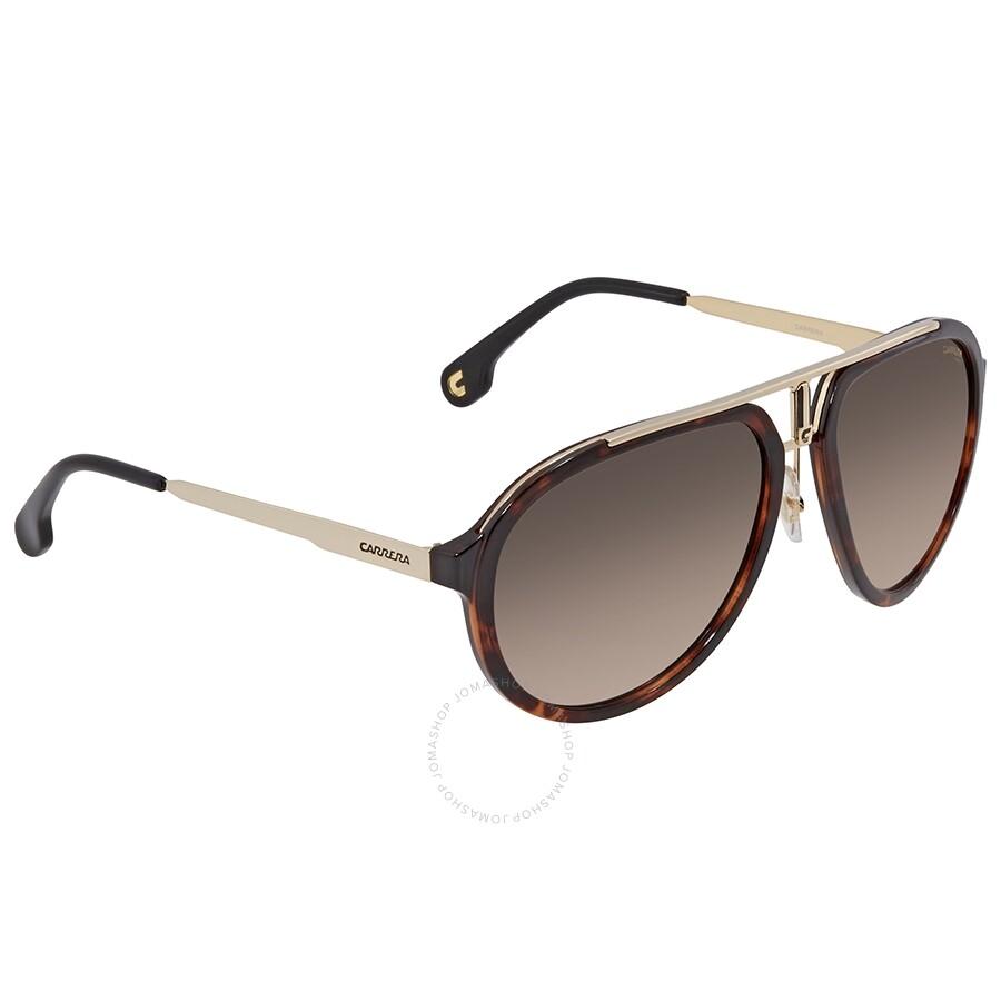 140244f82f2e Carrera Brown Sunglasses Men's Sunglasses CARRERA1003S21K58 ...