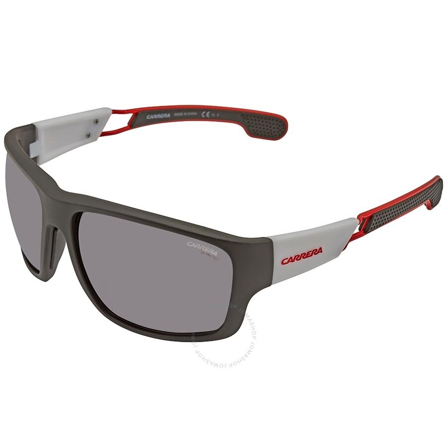 5bbd072476d9f Carrera Grey Blue IR Sport Men s Sunglasses CARRERA 4006 S 4NL 63 ...