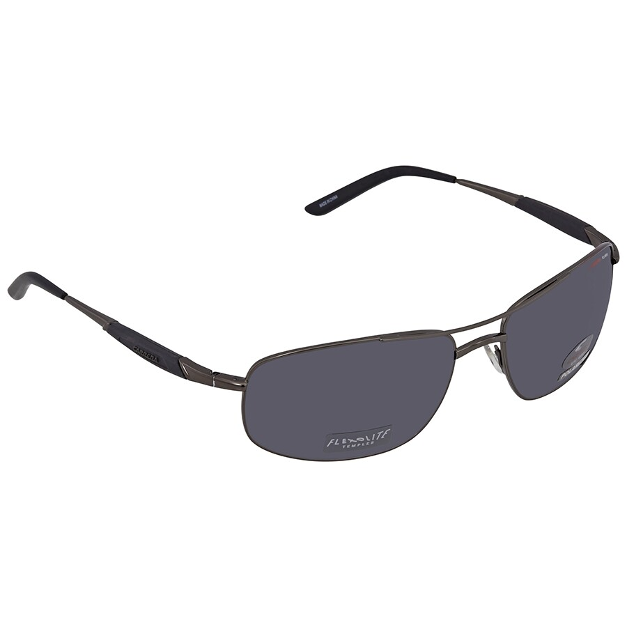 3af6c1f407398 Carrera Grey Polarized Rectangular Men s Sunglasses CA 509 S 1A1P 62 ...