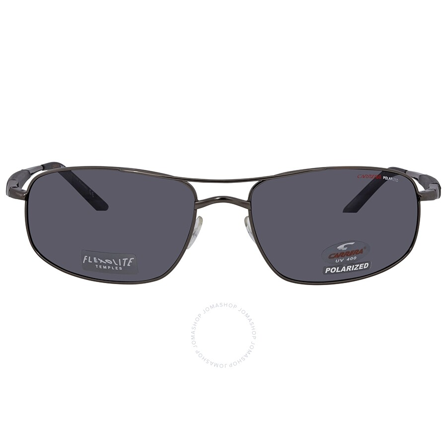 4ab5ee0cd6f38 ... Carrera Grey Polarized Rectangular Men s Sunglasses CA 509 S 1A1P 62 ...