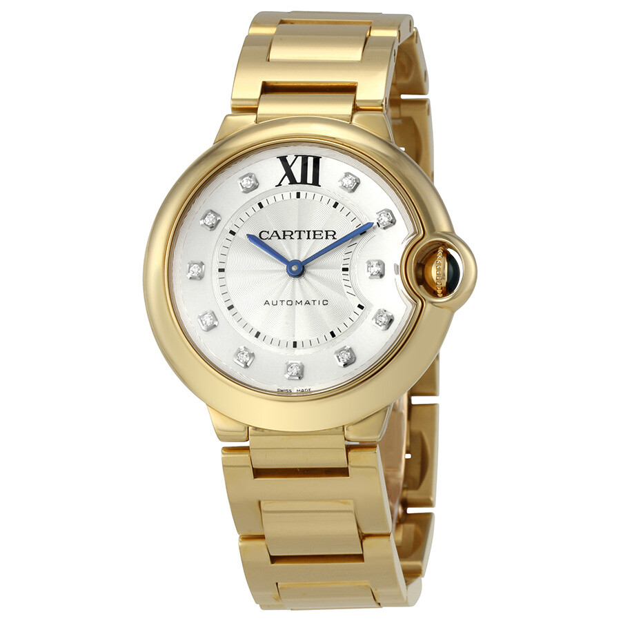 cartier ballon bleu automatic we902027