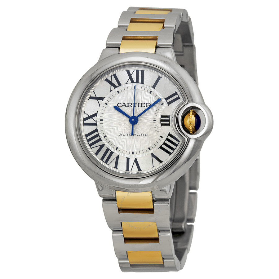 名人坊 - Cartier [NEW] Ballon Bleu 36mm Ladies WE900651 ...